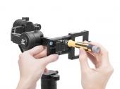 Support d\'adaptation Canon EOS-1 DX pour Zhiyun Crane 2