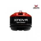 Support d'hélice pour moteur Xnova 22XX vue du moteur