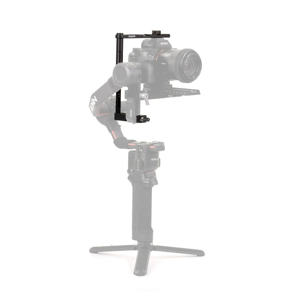 Support de caméra supérieur pour DJI RS 2 - Tilta