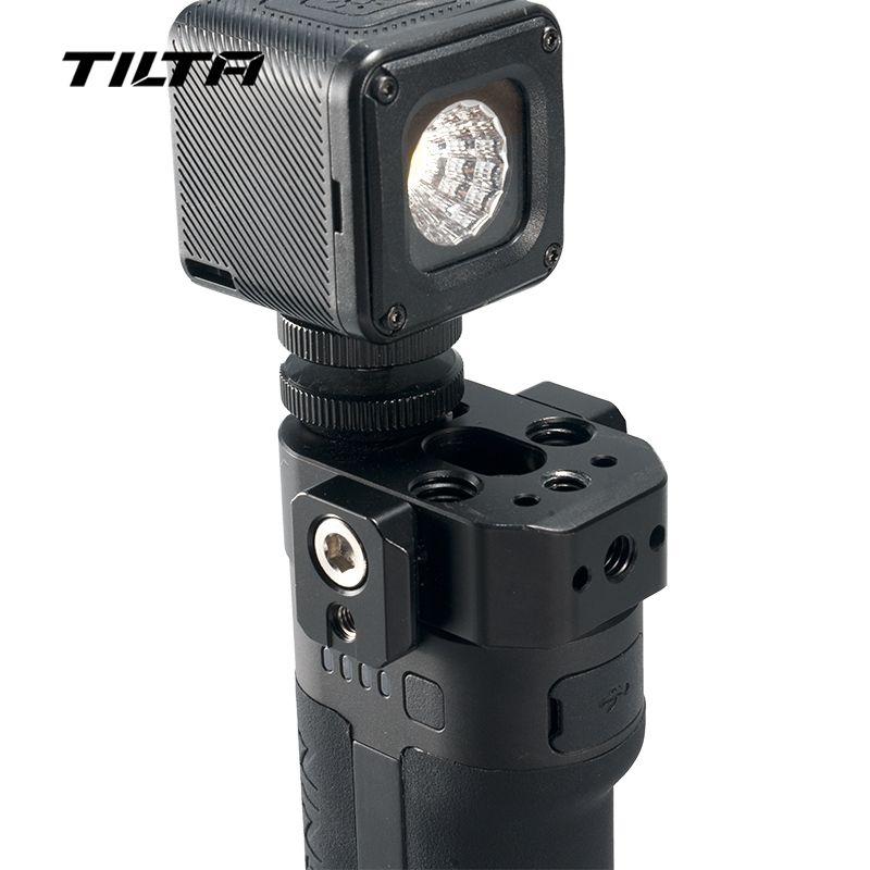 Support de montage d\'accessoire pour DJI RS 2 - Tilta