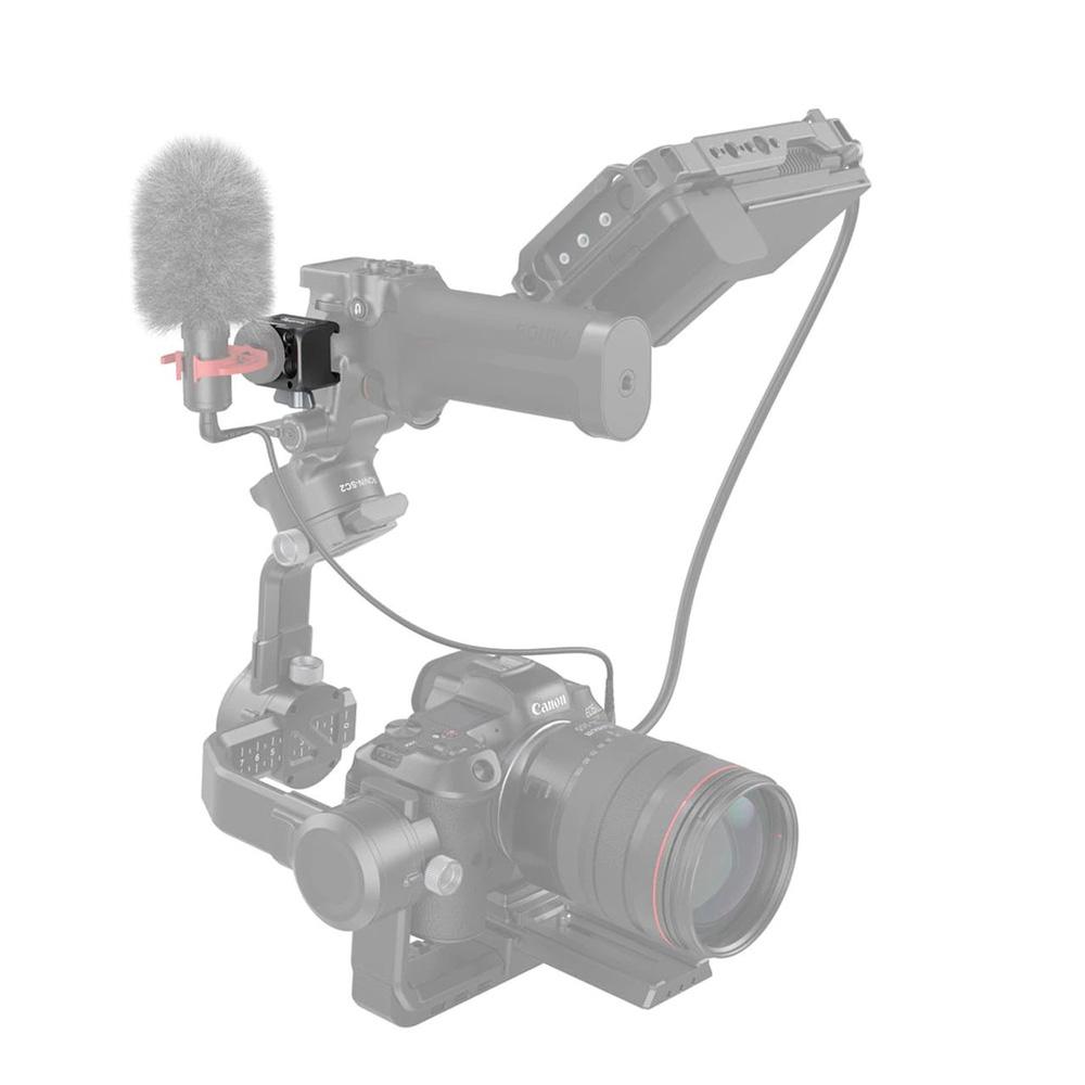 Support de montage NATO 3025 pour DJI RS 2 et DJI RSC 2 - SmallRig
