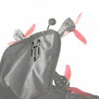 Support drone racer pour sac à dos