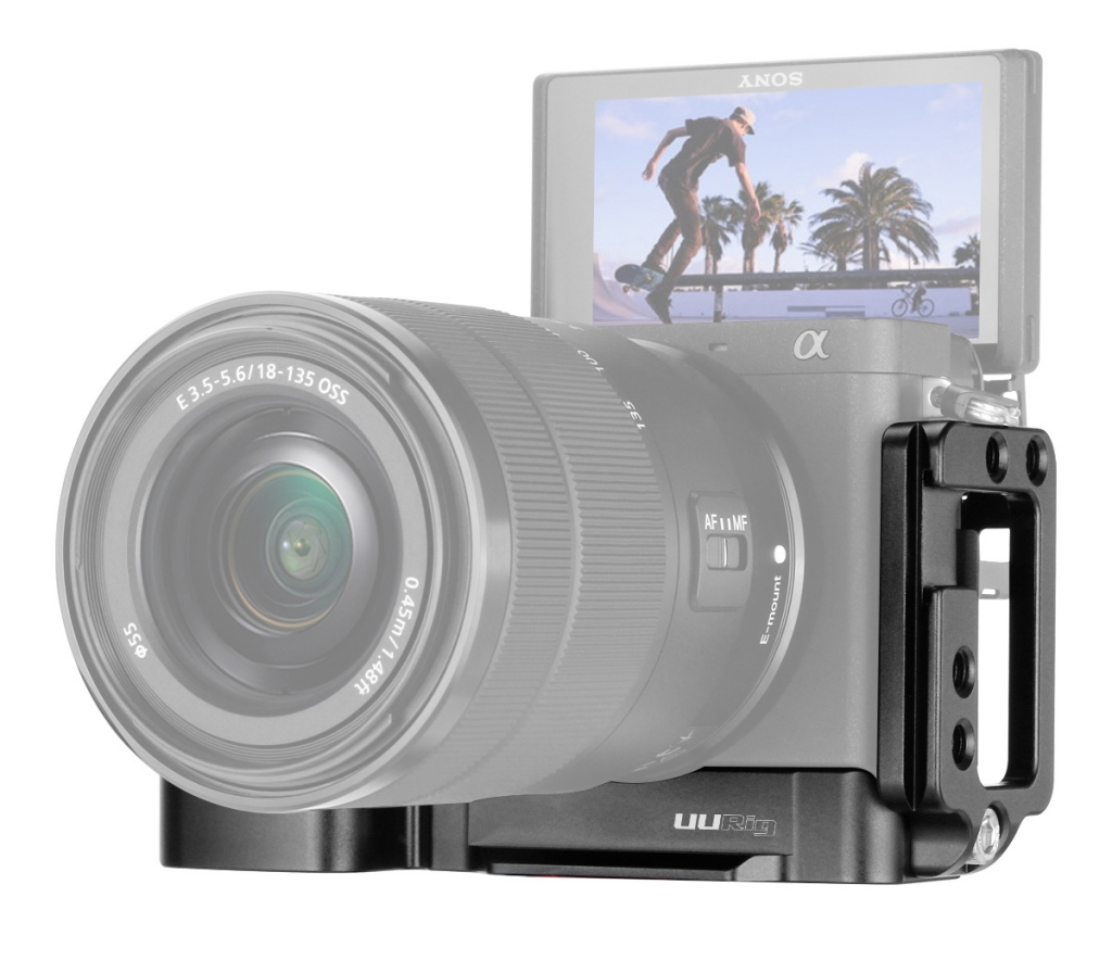Support en L pour Sony Alpha 6400 et 6300 - Ulanzi