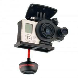 Support FPV GoPro Hero3/3+ Fatshark