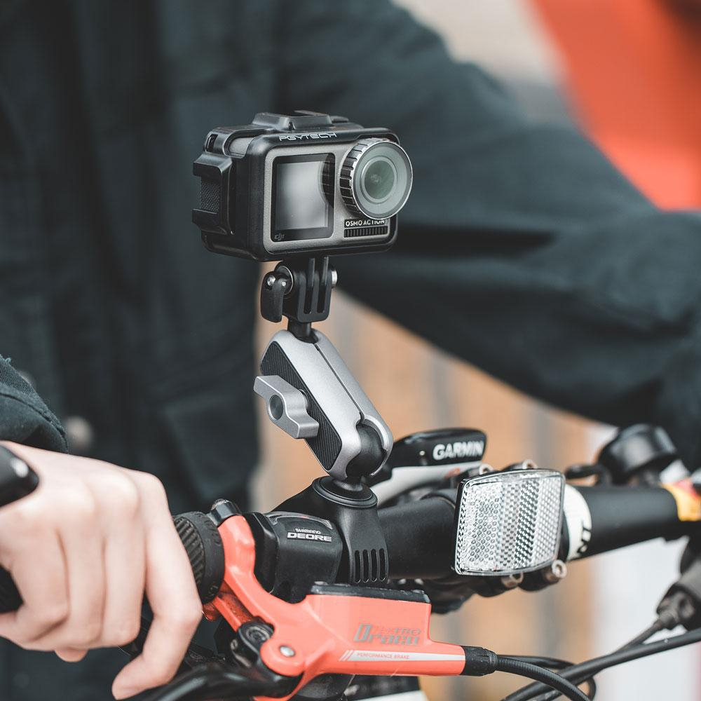 Support guidon pour caméra d\'action - PGYTECH