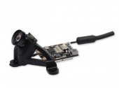 Support incliné 35° noir pour caméra Z02