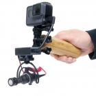 Support pour adaptateur micro 3.5 mm GoPro