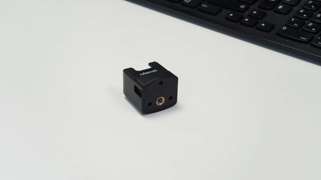 """Support pour DJI Osmo Pocket avec pas de vis 1/4\"""" et port USB Type-C - Ulanzi"""