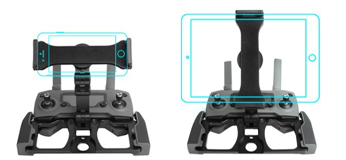 Support radio universel pour DJI Mavic 2