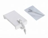 Support pour smartphone et tablette DJI Phantom 4 et clé de serrage - vue de derrière
