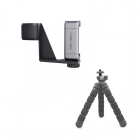 Support smartphone Osmo Pocket & trépied mini Bendy
