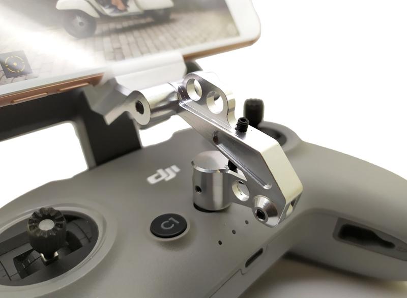Support smartphone pour drone DJI FPV