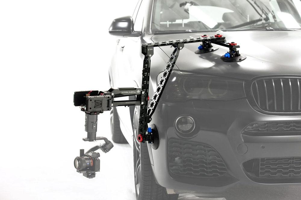 Système de fixation Hydra Alien (V-Mount) pour DJI RS 2 - Tilta
