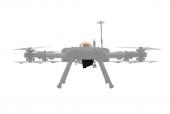 Système de largage pour drone multi-payloads Eliott - Abot