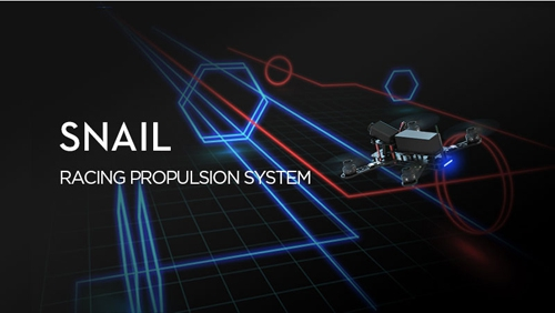 Système de propulsion DJI Snail Racing