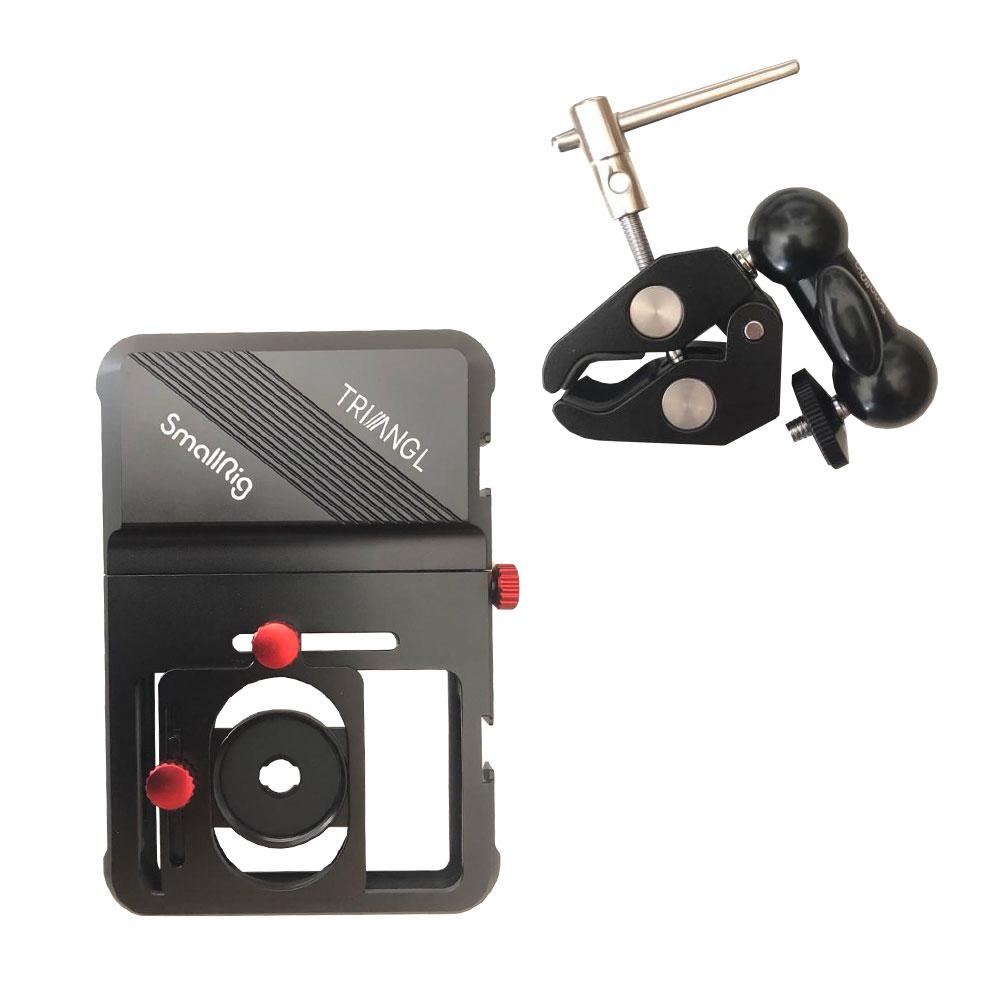 Système de support smartphone pour BiPod - General Laser