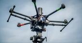Système de transmission HD Amimon Connex Fusion sur un drone