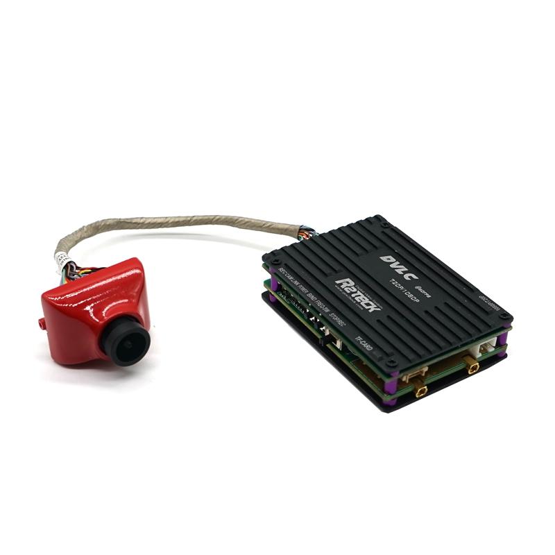 Système de transmission vidéo DVLC avec caméra -  R2teck