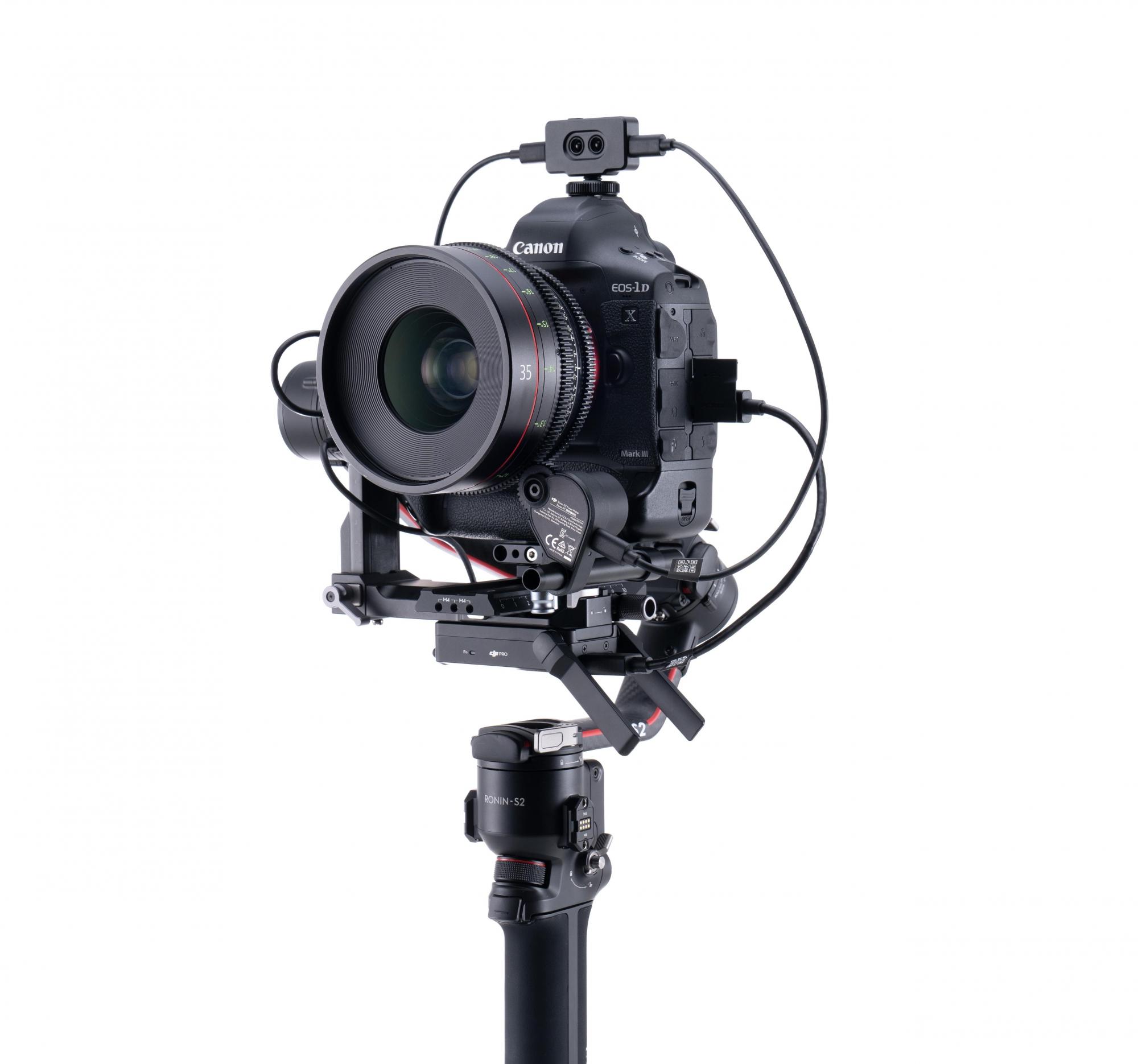 Système Focus 3D pour DJI RS 2