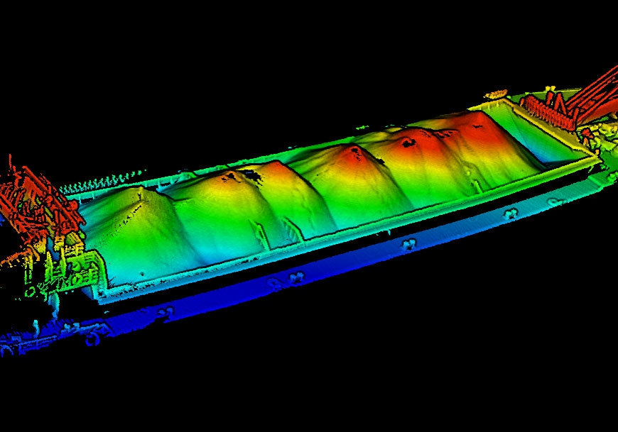 Système Lidar LiAir 5 - GreenValley International