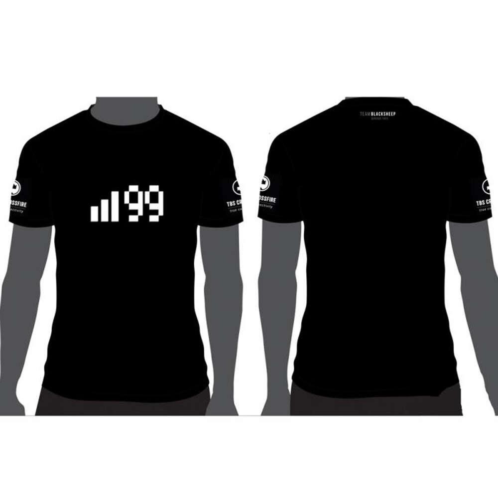 """T-Shirt \""""99\"""" - Team BlackSheep"""