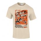 "T-Shirt \""No Guts No Glory\"" - MenaceRC"