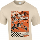 "T-Shirt ""No Guts No Glory\"" - MenaceRC"