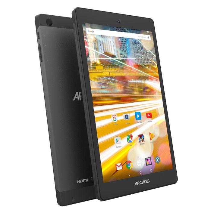 Tablette Archos 80 Oxygen 32 Go - en double vue