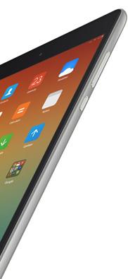 Les tablettes tactiles vendus sont rapides et puissantes afin de supporter l'utilisation de l'application DJI GO mais aussi des jeux les plus lourds.