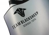 Tapis de réparation - TBS détail du logo