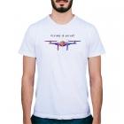 Tee-Shirt - Flying is an art