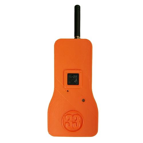 Télécommande de déclenchement et récepteur