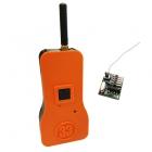 Télécommande et récepteur pour parachute