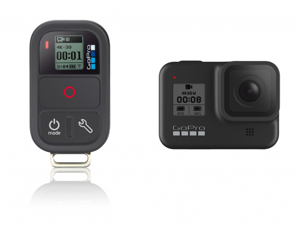 Télécommande Smart-Remote Hero5/6/7/8 Black
