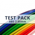 Test Pack ABS Neofil3D 2.85mm