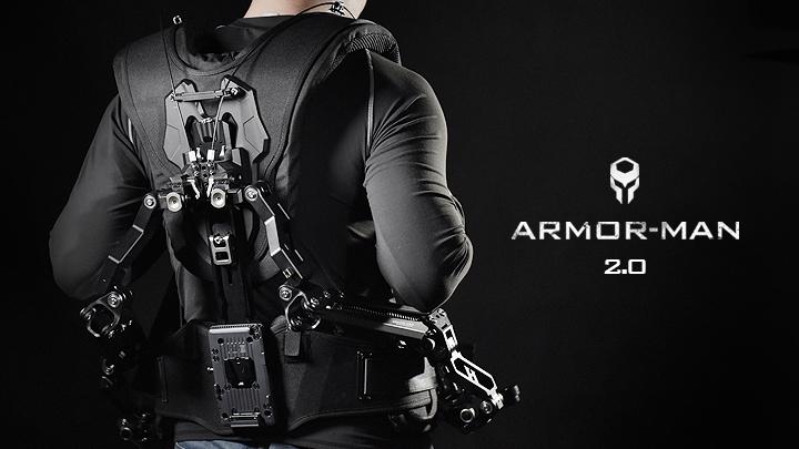 Tiltamax Armor-Man 2.0