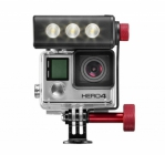 Torche LED Off road pour GoPro - Manfrotto