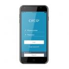 Téléphone avec application Circo pour traceur Circo S