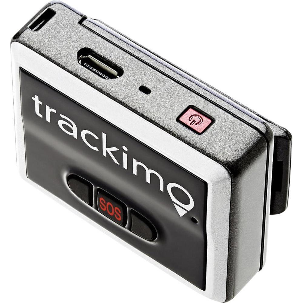 Tracker GPS Trackimo vu de haut