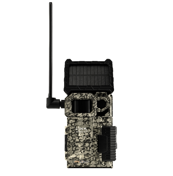TRAIL CAM CELL  SPYPOINT LINK-MICRO-S - CAMO