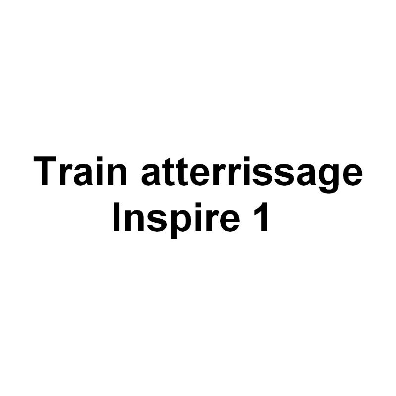 Train atterrissage Inspire 1