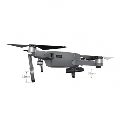 Train d\'atterrissage avec LED DJI Mavic - PGY