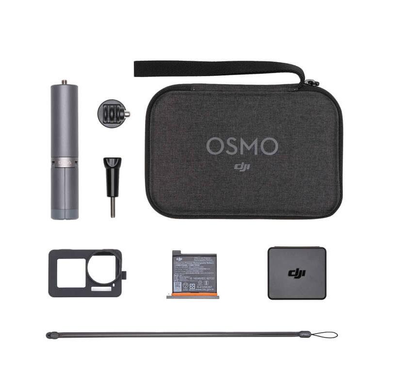 Travel Kit pour DJI Osmo Action
