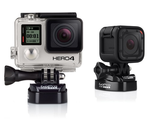 Tripod Mounts - GoPro