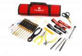 Trousse à outils enroulable + set d\'outils - iFlight