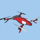 Un drone de course