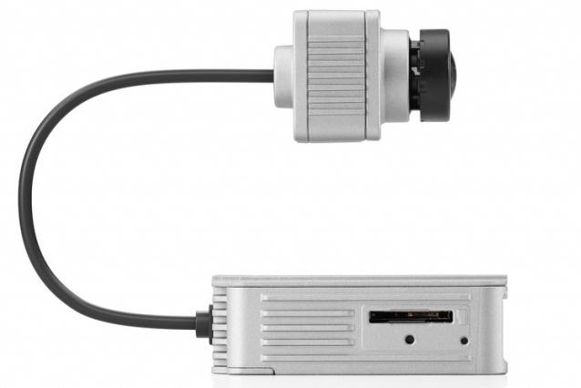 Unité aérienne DJI FPV port microSD