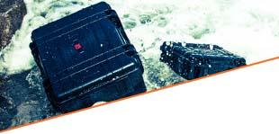 Transportez votre matériel en toute sécurité et avec style grâce aux rangements de la marque Xsories