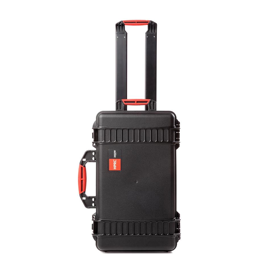 Valise 2550W étanche et à roulettes pour batteries TB50 et 55 / WB37 CrystalSky - HPRC