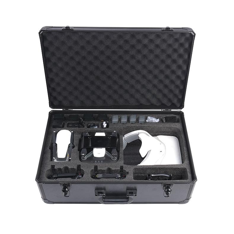 Valise aluminium pour drones DJI